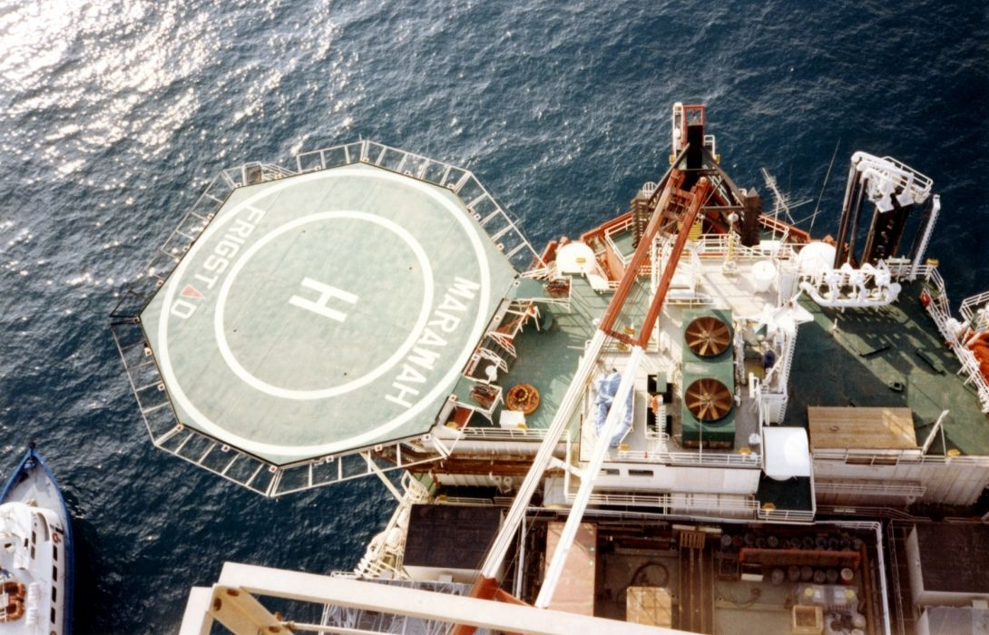 Operational Experience | Frigstad Offshore